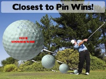 Closest To Pin Golf Swing