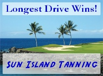 Longest Drive Tropical Green