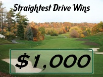 Straightest Drive Green Fairway